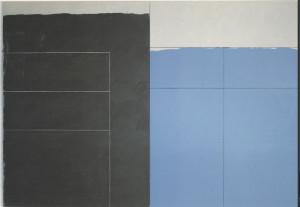 Maas  Oil + acrylic  214 cm X 306 cm   1985