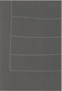 Thonga  Silicon carbide sand on Italia paper  1977
