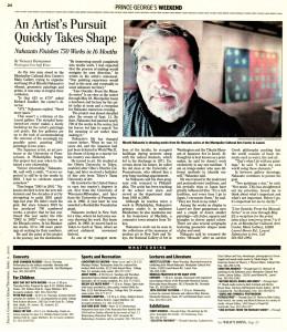 The Washington Post  April 11, 2002